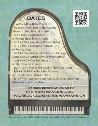 FoSM Music Fest Schedule - Xue Yu (Alice)