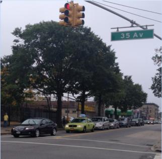Green Cabs in Astoria - Xue Yu (Alice)